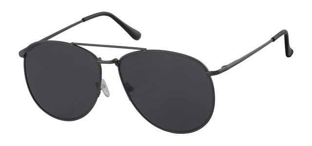 Piloten zonnebril - A10289-2 Lens Grijs Montuur Grijs