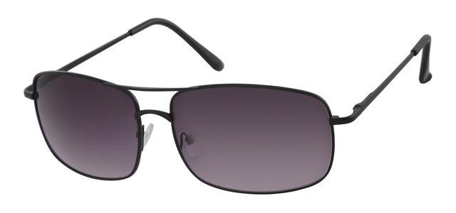 Piloten zonnebril - A10308-2 Lens Grijs Montuur Zwart