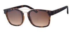 Wayfarer zonnebril - A40358-3 Lens Bruin Montuur Bruin|Havana