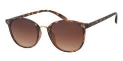 Ronde zonnebril - A40390-2 Lens Bruin Montuur Bruin|Havana