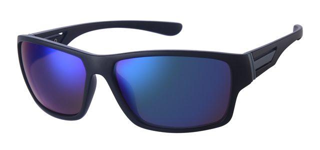 Sport zonnebril - A70130-3 Lens Groen Montuur Zwart