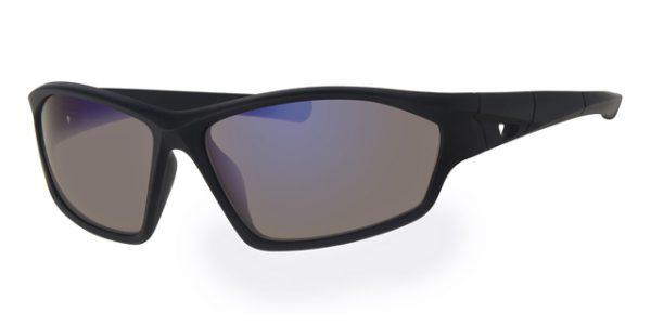 Sport zonnebril - L7093-2 Lens Blauw Montuur Zwart