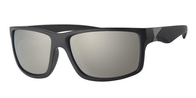 Sport zonnebril - L7094-3 Lens Zilver Montuur Grijs